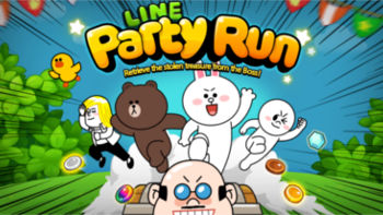 Line Party Run Hack